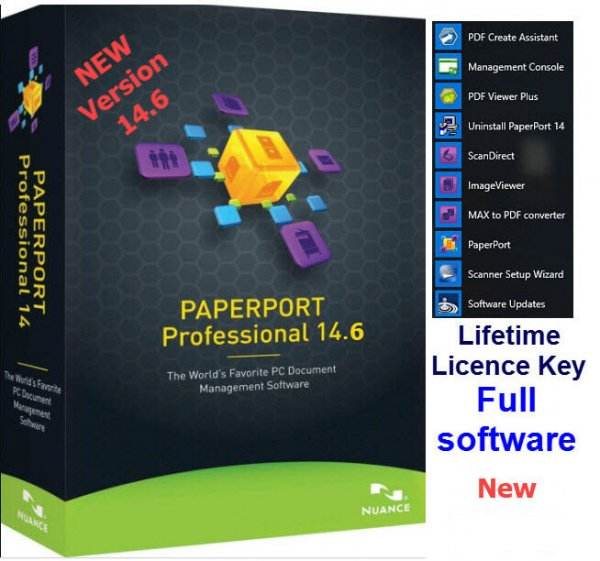 Niance-PaperPort-OCR-software