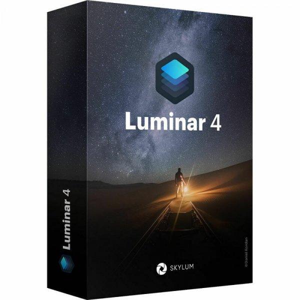 Luminar 4 Photo Editor