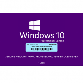 Purchase Microsoft Windows 10 Pro License key