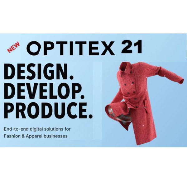 Optitex 21 software