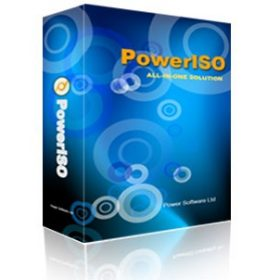 PowerISO software
